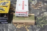 Lot of Mixed .380 ACP Ammunition