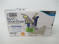 Nuvent Boot & Shoe Dryer DC Model SD1001
