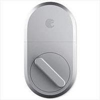 August Smart Lock - Silver - ASL-3B