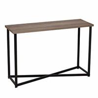 Household Essentials 8071-1 Ashwood Sofa Table