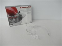 KitchenAid KN1PS Pouring Shield, 1 Piece, Clear