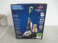 """""""As Is"""" Bissell Powerclean Turbobrush Pet Deep"""