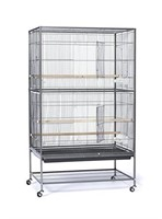Prevue Pet Products Wrought Iron Flight Cage with