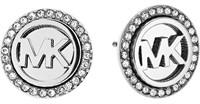 Michael Kors Mk Pave Stud Earrings