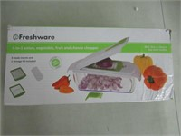 Freshware KT-405 4-in-1 Onion Chopper, Vegetable