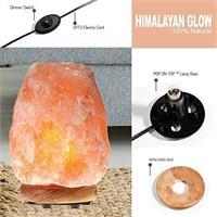Himalayan Glow 1001 Pink Salt Lamp, 5-8 lb