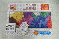Block Tech Assorted Mixed Colours Building Blocks