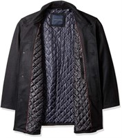 Tommy Hilfiger Men's 2XL Wool Melton Walking Coat