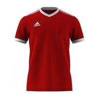 Adidas Mens Medium Tabela 18 Jersey, Red/White