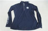 NHL Medium JL00L Engery 1/2 Zip Sweater, Navy