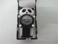 Frenzy Kids' FR2001 Panda Critter Face with Black
