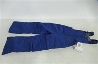 Arctix Youth X-SMALL Insulated Overalls Bib, Royal