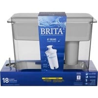 BRITA Water Filtration System 18 Cup Capacity
