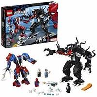 LEGO 6251077 Marvel Spider Mech Vs. Venom 76115