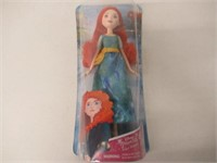 Disney Princess Royal Shimmer Merida Doll