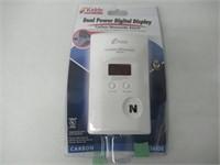Nighthawk AC Plug-in Operated Carbon Monoxide