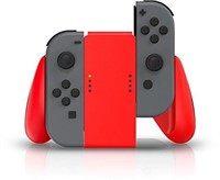 Nintendo Switch Joy-Con Comfort Grip, Red