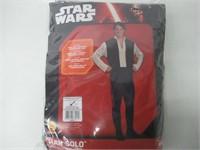 Star Wars Deluxe Han Solo Adult Costume Standard