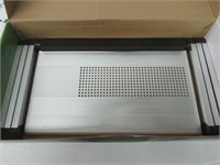 WorkEZ Standing Desk Conversion Kit. Affordable