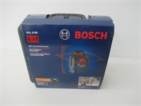 Bosch GLL 2-20 360-Degree Self-Leveling Line and