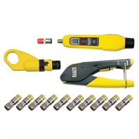 Klein Tools VDV002-818 Coax Installation and