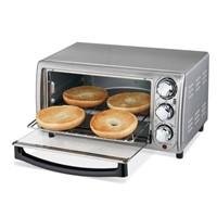 Hamilton Beach 31143 Toaster Oven, Silver