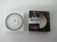 B+W 77mm XS-Pro Clear UV Haze Filter with