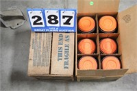 Lot of Clay Targets