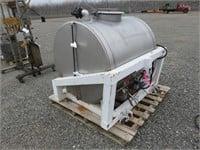 300 Gallon Stainless Steel 3pt Sprayer