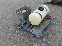 20 Gal PBM ATV Sprayer