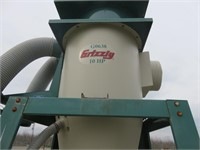 Grizzly 10 Hp Cycle & Dust Collector