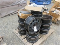 Assorted Rims & More