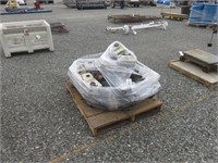 Pallet of Project 5 Hp Motors