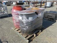 Assorted Barrels