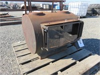 Project Wood Stove