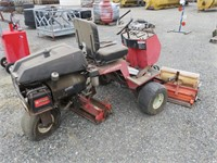 Project Jacobson Mower