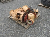 Berkeley B4JQBM Water Pump