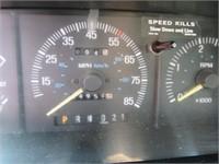 1990 Ford F350 U-Haul