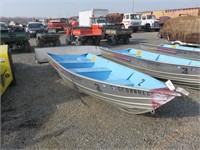 2003 Klamath 14' Boat