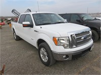 2012 Ford F-150 Lariat Pickup