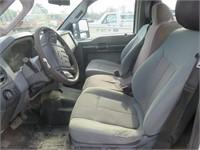 2012 Ford F-250 Super Duty XL Single Cab Pickup