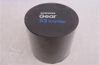 Samsung Gear S3 Smart Watch, Frontier - with Heart