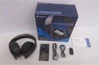 PlayStation 4 Wireless Headset - Platinum Edition