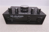 M-Audio M-Track 2X2 C-Series 2-in/2-out USB Audio