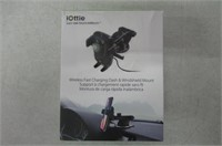iOttie Easy One Touch Qi Wireless Fast Charge Car
