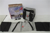 Athalon Two-Piece Ski and Boot Bag Combo Set