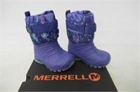 Merrell Snow Quest Lite Toddler Wtrp Boot