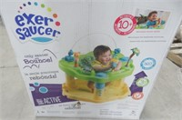 Exersaucer Bounce and Learn Zoo Friends,