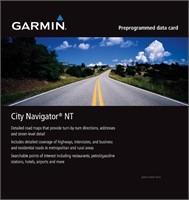 Garmin City Navigator for Detailed Maps of Italy