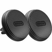 Magnetic car mount,Mpow Carbon Fiber Air 2 Pack